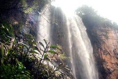 Malinghe waterfall in Xingyi city,Guizhou,China. Stock Images