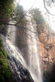 Malinghe waterfall in Xingyi city,Guizhou,China. Royalty Free Stock Photos
