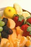malinowa truskawkowa mellonna z odmian Zdjęcie Stock