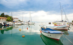 Malinska bay Royalty Free Stock Photography