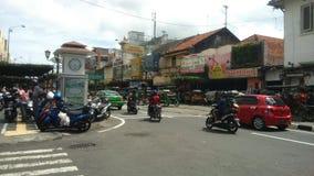 Malioboro Street. In Jogjakarta Indonesia Royalty Free Stock Image