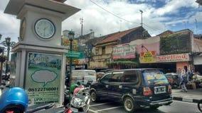 Malioboro Street. In Jogjakarta Indonesia Stock Image