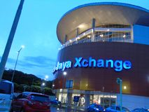 mall Imagens de Stock Royalty Free