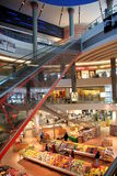 Mall stockbilder
