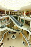 Mall. Shopping mall in the city of Sofia, Bulgaria Royalty Free Stock Photo