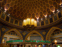 Mall Architecture. Ibn Batuta Mall in Dubai themed after the travels of Ibn Batuta Stock Image