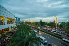 Mall of Asia , Manila Royalty Free Stock Photography