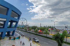 At Mall of Asia , Manila Royalty Free Stock Images