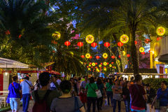 At Mall of Asia , Manila Stock Images