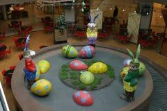 Mall - bereiten Sie für Ostern vor Lizenzfreie Stockfotos