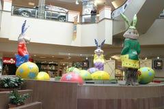 Mall - bereiten Sie für Ostern vor Lizenzfreie Stockbilder