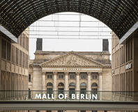 Mall of Berlin. 