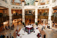 Mall of the Emirates. Dubai, United Arab Emirates Royalty Free Stock Photo