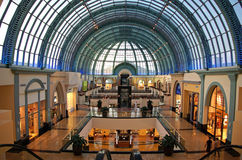 Mall of Emirates. Inside Mall of Emirates in Dubai, United Arab Emirates Royalty Free Stock Image