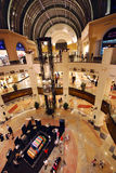 Mall of the Emirates. The gigantic Mall of the Emirates in Dubai Stock Photography