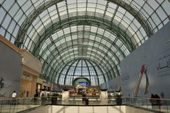 Mall of the Emirates in Dubai, UAE Royalty Free Stock Images