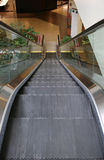 Mall Escalader. Long Escalader in Shopping Mall royalty free stock photography