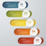 Mall för baner för designrengöringnummer Arkivbilder