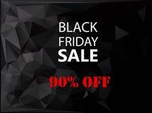 Mall för design för Black Friday försäljningsinskrift baner Begränsande tid också vektor för coreldrawillustration vektor illustrationer