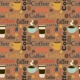Mall för reklamblad för kaffeavbrott Broschyr baner, inbjudan, broch Royaltyfri Fotografi