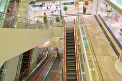 Mall interior Stock Image