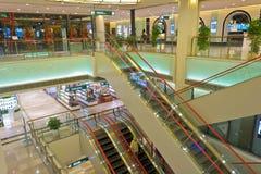 Mall interior Royalty Free Stock Photos