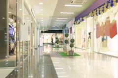 Mall interior Royalty Free Stock Image