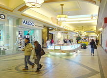 Mall Interior Stock Photo