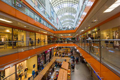 Mall interior. Stock Image