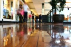 Free Mall Journey Stylized With Orton Royalty Free Stock Photography - 4119937