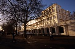 The Mall, London Royalty Free Stock Images