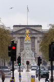 The Mall in London, UK Royalty Free Stock Photo