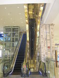 The mall at New Century Global Center in Chengdu, China Stock Photography
