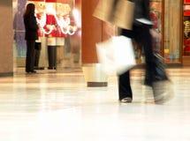 mall people shopping Стоковое фото RF