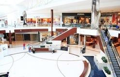 mall shopping 图库摄影