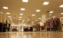 mall shopping Στοκ Εικόνες