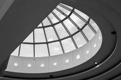 Mall Sky Light Stock Photography