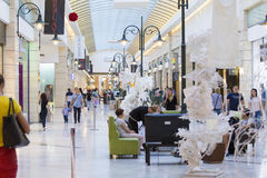 Mall Royalty Free Stock Photography