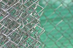 Malla de alambre Foto de archivo libre de regalías