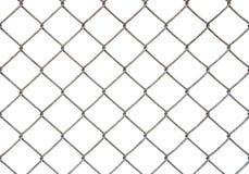 Malla de alambre del metal Fotografía de archivo libre de regalías