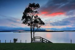 Mallacoota Dawn Royalty Free Stock Photo