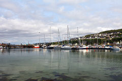 Mallaig,Scotland. Mallaig town in Scotland Royalty Free Stock Image