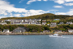 Mallaig. View of Mallaig, a little port in Lochaber, on the west coast of the Highlands of Scotland Royalty Free Stock Photos