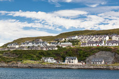 Mallaig. View of Mallaig, a little port in Lochaber, on the west coast of the Highlands of Scotland Royalty Free Stock Image