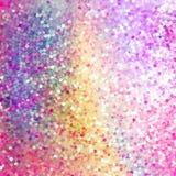 Malldesign på purpurfärgat blänka. EPS 10 Arkivfoto