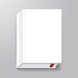 Mallen för bokomslagdesignstil/kan användas för den EBook räkningen Arkivbild