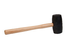 A mallet building tool Royalty Free Stock Image