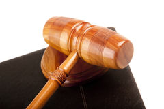 Mallet of justice Stock Photos