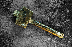 Mallet Royalty Free Stock Images