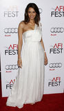 Mallika Sherawat. At the AFI FEST 2009 Screening of 'The Road' held at the Grauman's Chinese Theater in Hollywood, USA on November 4, 2009 royalty free stock photography